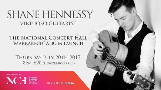Shane Hennessy in session