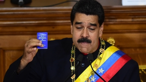 Critics have described the new assembly as a power grab by Nicolas Maduro