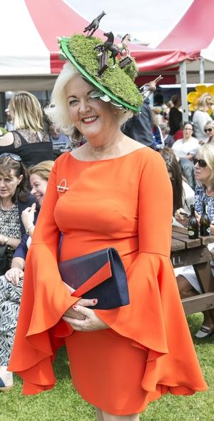 Mary O'Halloran from Dublin