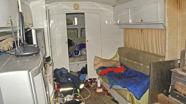 Traveller family court UK