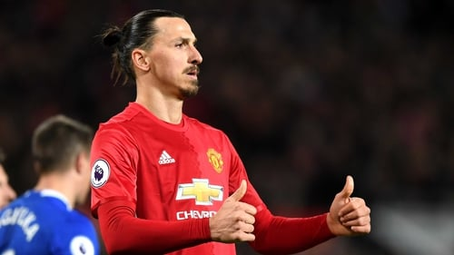Zlatan is on his way to the MLS