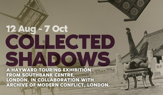 """Collected Shadows"", photographs from the Archive of Modern Conflict"