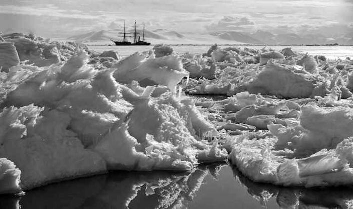 """""""Antarctica"""" by Linda Buckley and David Power"""