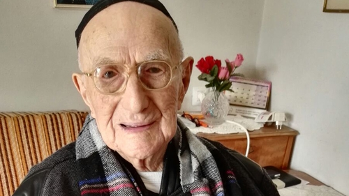 113-year-old Holocaust survivor who lived in Haifa