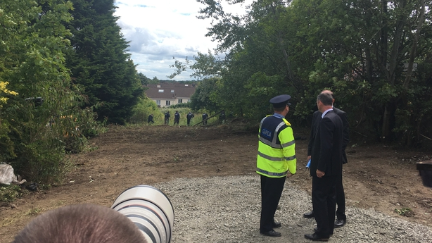 Woodlands sealed off as search continues for Trevor Deely in Dublin