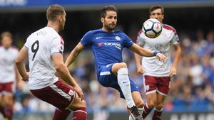 Cesc Fabregas will now look to aid the Ligue 1 strugglers