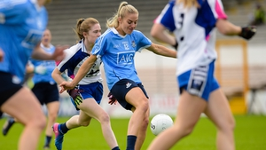 Nicole Owens scored 1-4 from play as Dublin beat Waterford at Nowlan Park this afternoon.
