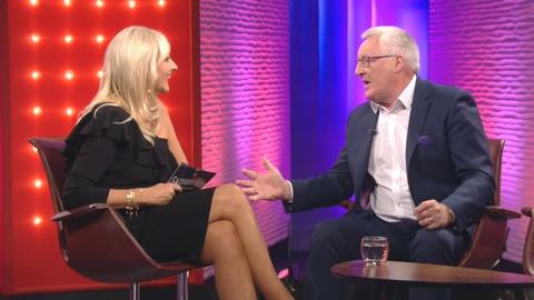 Pat Spillane | Saturday Night with Miriam