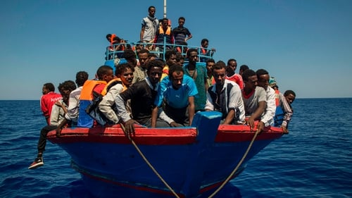 Almost 600,000 migrants have arrived in Italy over the past four years, the vast majority setting sail from Libya