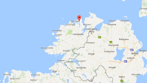 Body of man found in the Derryveagh mountains