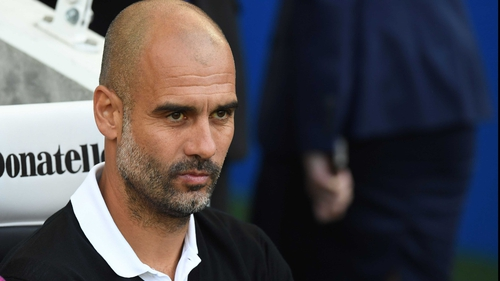 Pep Guardiola: 'We have to learn to attack better.'