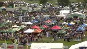 This is the 23rd year of the Tullamore Show