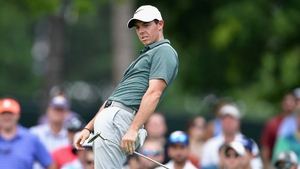 Rory McIlroy could be back in action sooner than expected