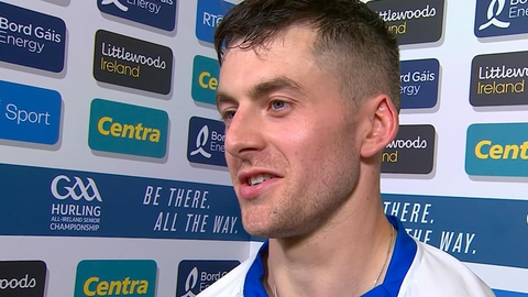 "Jamie Barron: Goal ""came at a vital time"" 