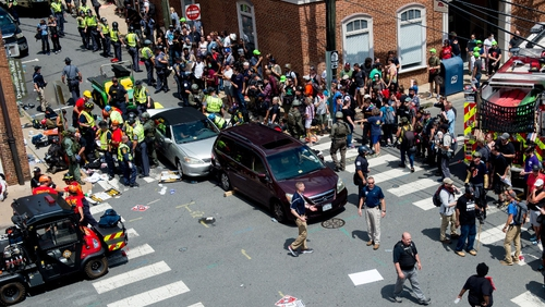 James Fields convicted in Charlottesville murder