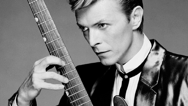 'A few months after my visit to the site, David Bowie died.'