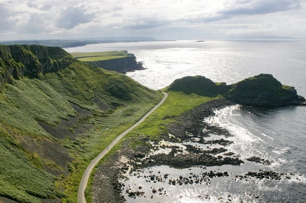 North Causeway Coastline, N Ireland