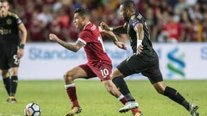 Philippe Countinho will miss Liverpool's trip to Hoffenheim