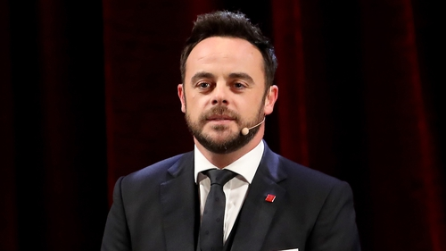 Ant McPartlin separates from his wife of 11 years