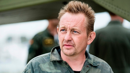Peter Madsen was formally charged with Kim Wall's murder