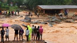 Hundreds dead in mudslide in Sierra Leone | RTÉ News