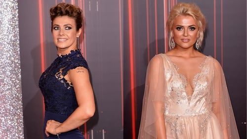 Kym Marsh and Lucy Fallon - Paid tribute to Corrie's new producer, Kate Oates