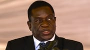 Emmerson Mnangagwa fled for his safety after he was sacked by Robert Mugabe
