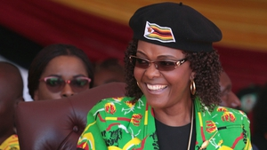 Grace Mugabe was in Johannesburg on a private visit