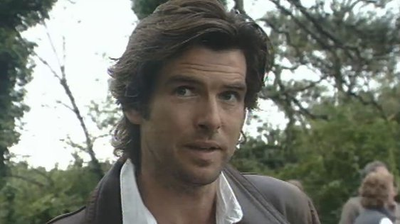 Pierce Brosnan Filming In Ireland