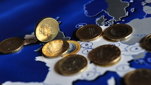 The euro could go reach parity against the pound in a 'No Deal' scenario - or could fall back towards 80p if there's a second referendum