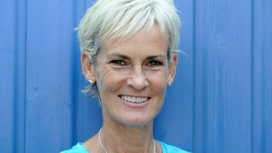 Judy Murray 'Knowing the Score: My Family and Our Tennis Story'