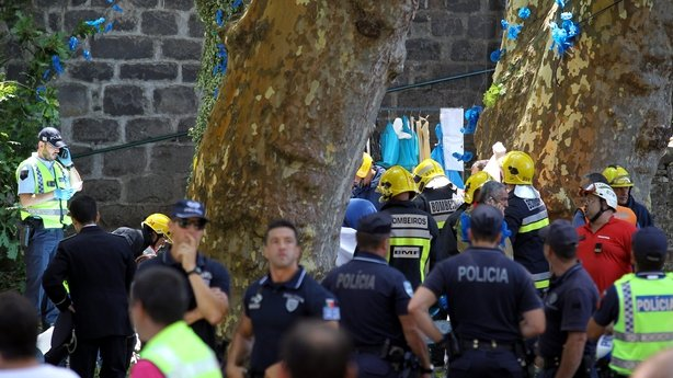 Fallen Tree Kills at Least 12 People in Portugal's Madeira