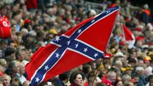 Cork fans flying the Confederate flag continues to be a source of controversy