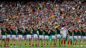 Mayo footballers stand 70 minutes away from reaching another September decider
