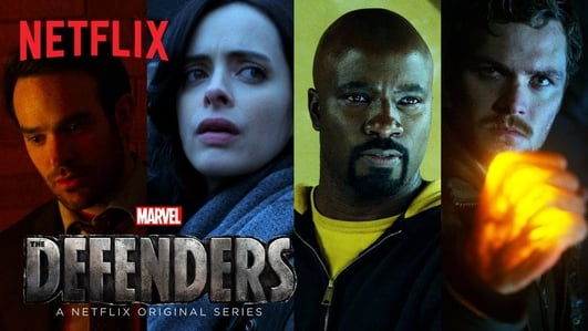 "Preview: ""The Defenders"", a new series on Netflix"