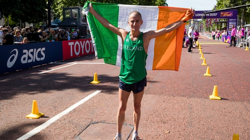 The European Athletics Championships are set for Berlin in 2018 and Heffernan hasn't ruled out competing