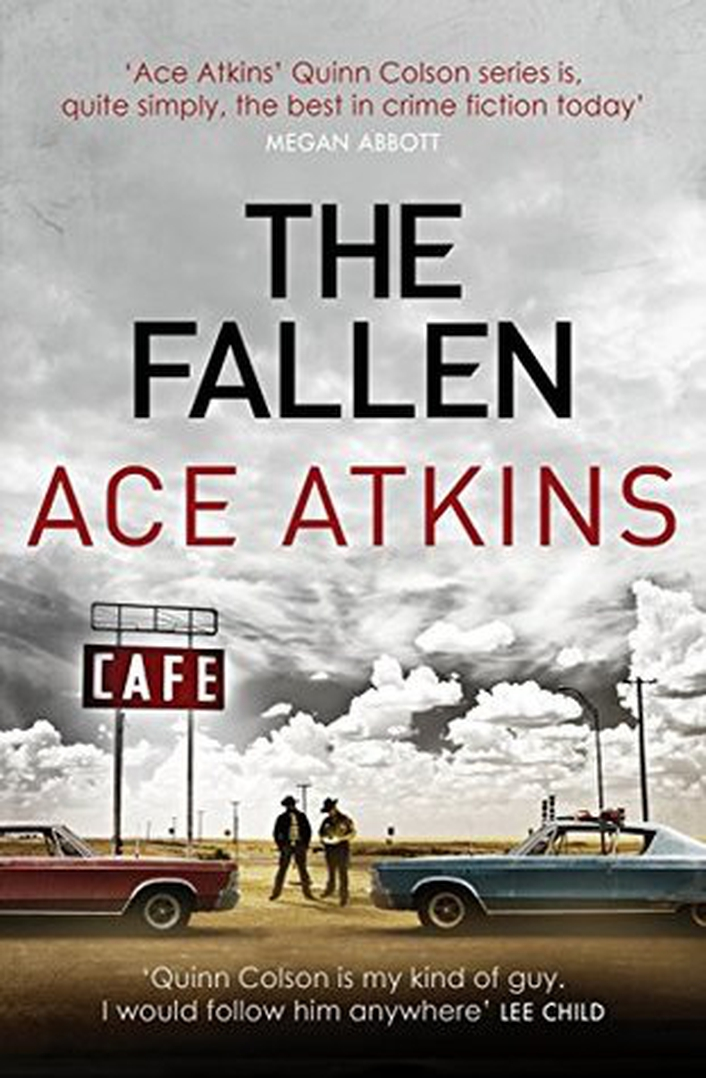 "Review:  ""The Fallen"" by Ace Atkins"