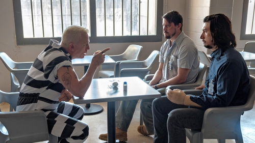 You'll have the most movie fun this weekend watching Daniel Craig, Channing Tatum and Adam Driver in Logan Lucky