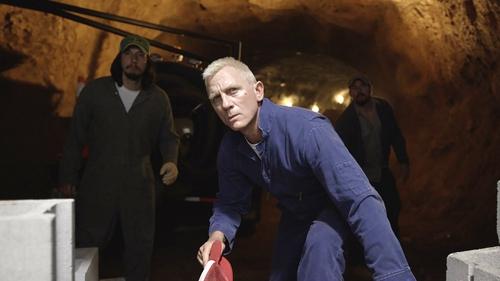 Comedy genius at work - Daniel Craig in Logan Lucky