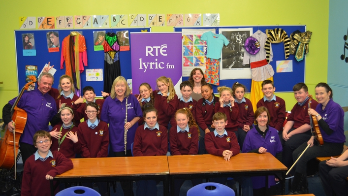 Apply now | RTÉ lyric fm Outreach to visit Mayo