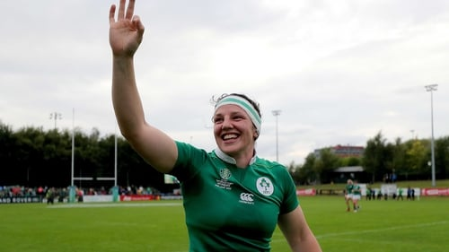 Disappointment as Ireland lose to France in Women's Rugby World Cup