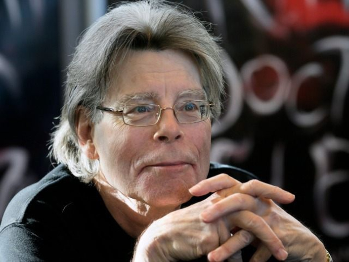 A profile of Stephen King