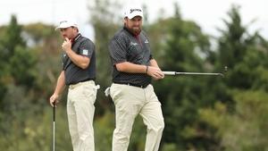 Graeme McDowell and Shane Lowry
