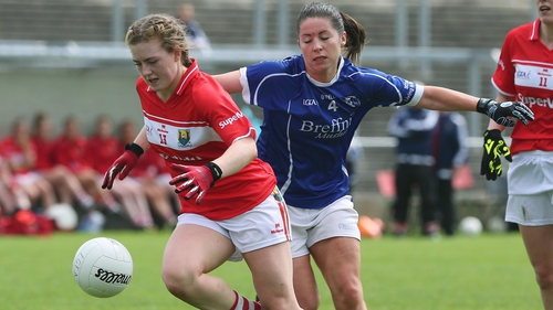 Libby Coppinger is one of five Cork dual code players