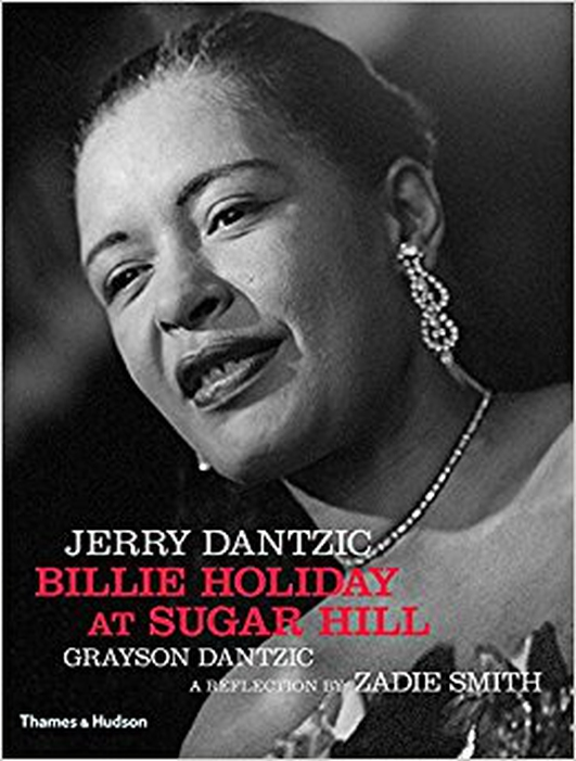 "Review: ""Billie Holiday at Sugar Hill"" by Jerry Dantzic"