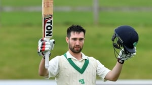 Andrew Balbirnie was on fire in Malahide
