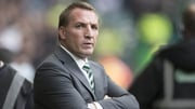 "Brendan Rodgers says ""it is still only half-time"""