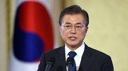 President Moon urged North Korea not to make further provocations, saying it would face much tougher sanctions
