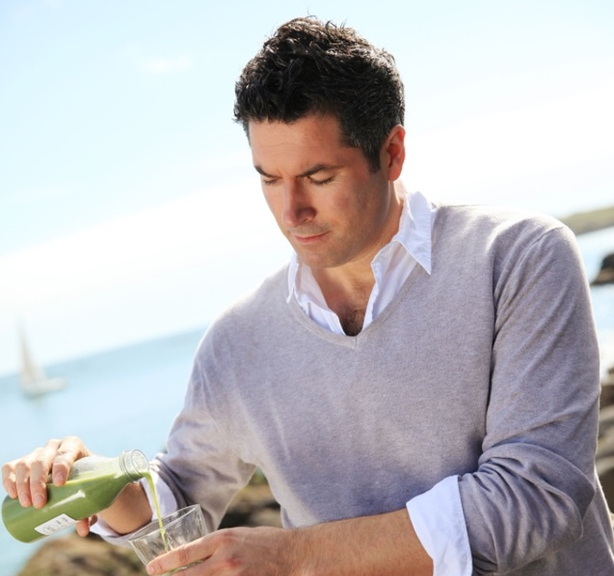 Chef Oliver McCabe