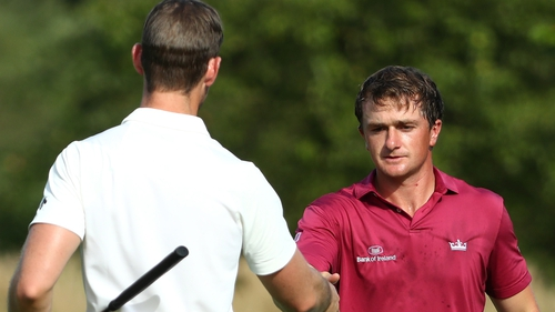 Wall starts title defense with win at Paul Lawrie Match Play